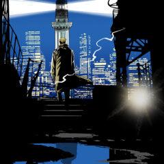 Trieste Science+Fiction presenta i disegni di Romeo Toffanetti per il fumetto Nathan Never
