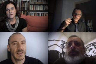 Festival Letterature Migranti Palermo | 'Il presente prossimo venturo', video intervista a quattro registi teatrali
