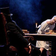 Gabriele Lavia al TeatroBasilica di Roma con 'Il sogno di un uomo ridicolo', 13 ottobre ore 21