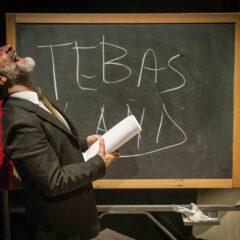 Teatro di Rifredi inaugurazione stagione 2020/21 | mercoledì 21 ottobre | L'ira di Narciso | Sergio Blanco | dal 23 Tebas Land