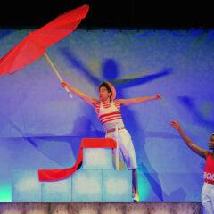 Gabrielli 25 – La festa!_Una vera e propria festa-spettacolo per i 25 anni del Laboratorio Teatrale Integrato Piero Gabrielli in diretta streaming dal palco del Teatro Argentina_ Martedì 1 dicembre
