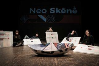 NeoSkēnḕ – Manifesti d'artista al Teatro di Rifredi