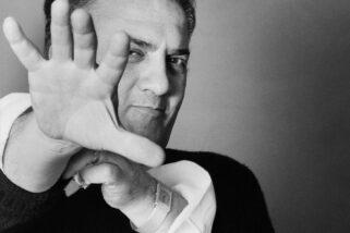 Prossimamente a Cinecittà la Mostra 'Ritratto rosso – Elisabetta Catalano guarda Federico Fellini'