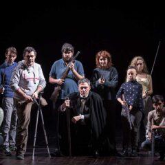 'Metamorfosi cabaret' settima puntata dal Teatro Argentina di Roma _ domenica 14 febbraio