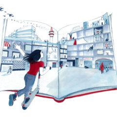 TBQ Letteratura e Periferia _ primo incontro 19 febbraio con Antonella Lattanzi e Michela Marzano sui social di Biblioteche di Roma e Quarticciolo