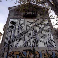 Video StreetArt Gallery – la Zona Rossa non ferma R-ESISTENZA, online dal 20 Marzo 2021