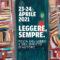Leggere, sempre. Biblioteche di Roma e AIE insieme per la Festa del libro e del diritto d'autore, 23-24 aprile