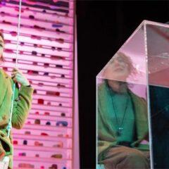 Teatro Stabile Torino: 1-13 giugno '10mg' di Maria Teresa Berardelli, menzione speciale al Premio Hystrio