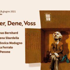 Centro Teatrale Bresciano: 8-13 giugno 'Ritter, Dene, Voss' di Thomas Bernhard