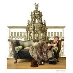"""A casa di Irene. Irene Brin vista da Clara Galante, il 9 agosto a Roma per la rassegna """"I Solisti del Teatro"""" ai Giardini della Filarmonica"""