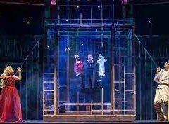 'Venere e Adone', una rarità di William Shakespeare, al Teatro Antico di Catania per l'Amenanos Festival