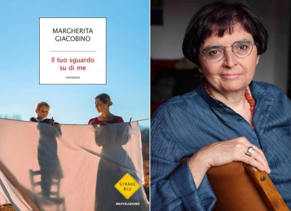 'Il tuo sguardo su di me' di Margherita Giacobino